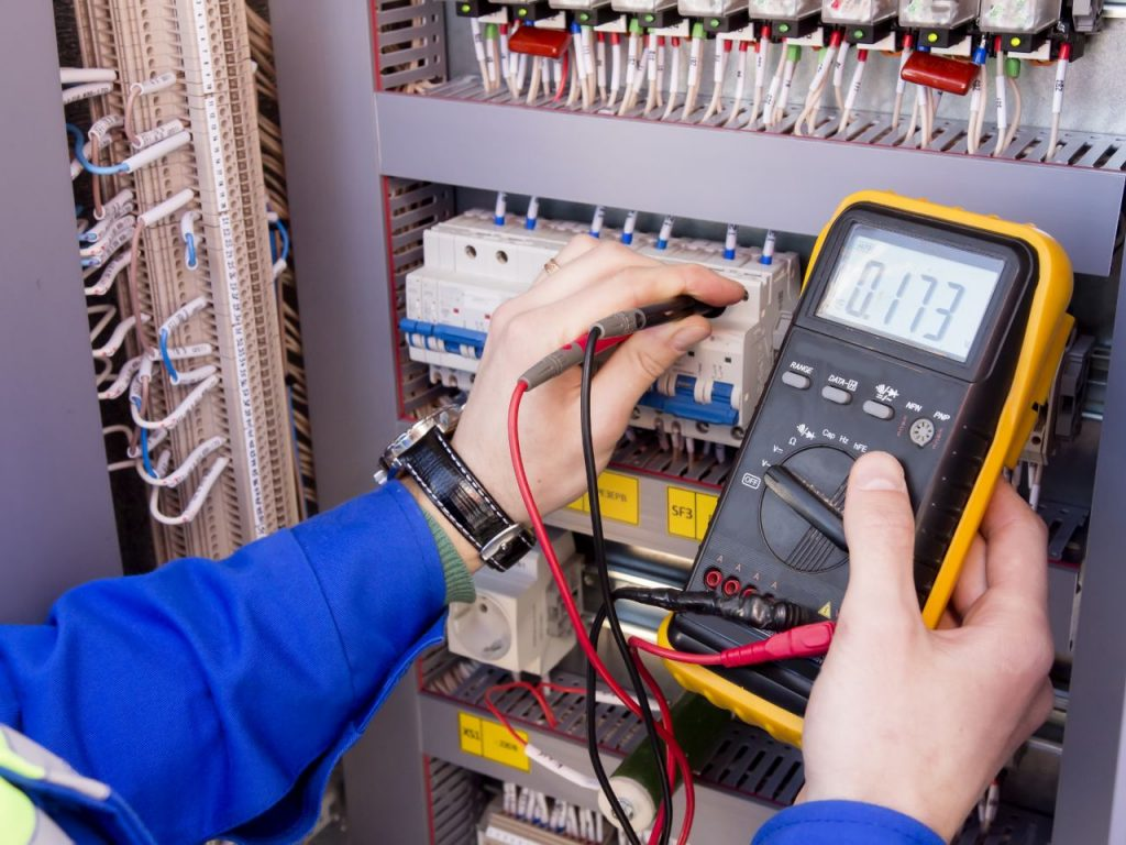 Commercial Electrician image